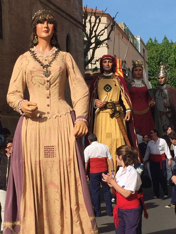 MM - Cap de setmana de Sant Jordi 2017
