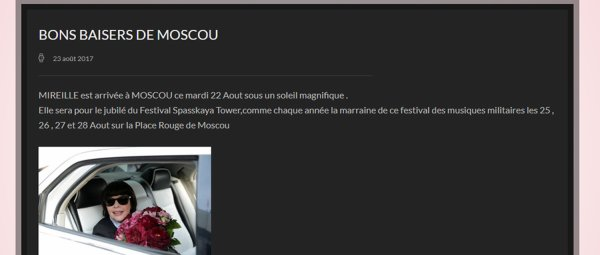 MM SITE OFFICIEL