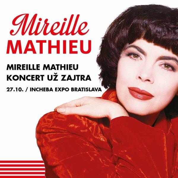 Mireille Mathieu Concert - 27/10/2017 - Bratislava
