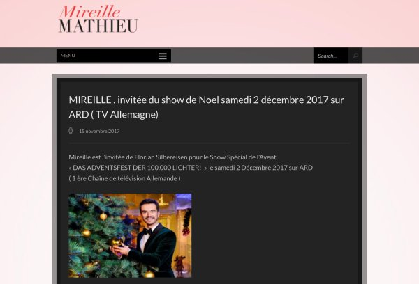 MM ARD Samedi 2 / 12 / 2017