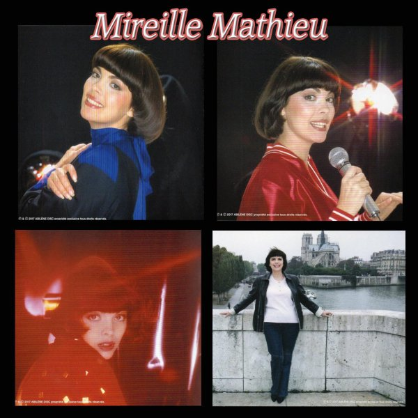 "Mireille Mathieu  - ""Made in France"""