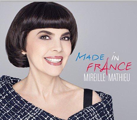 Mireille Mathieu - Site Officiel Bonne Année 2018
