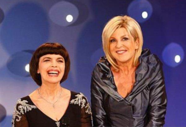 Mireille Mathieu mit Carmen Nebel - 29 Mars 2018 ZDF