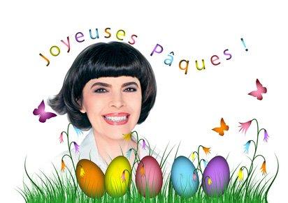 Joyeuses Pâques 2018!