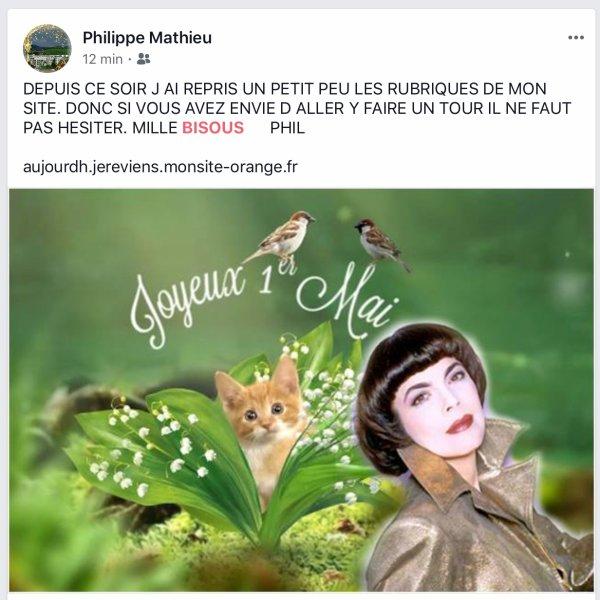 MM Site Aujourd'hui je reviens