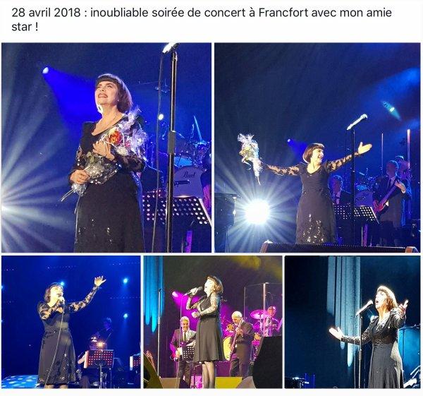 Mireille Mathieu - Frankfurt / Wien 2018