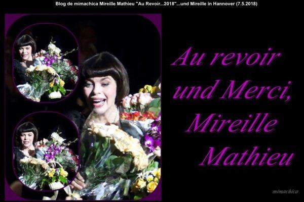 Bravo Mireille!!! - Tournée 2018 Allemagne-Autriche