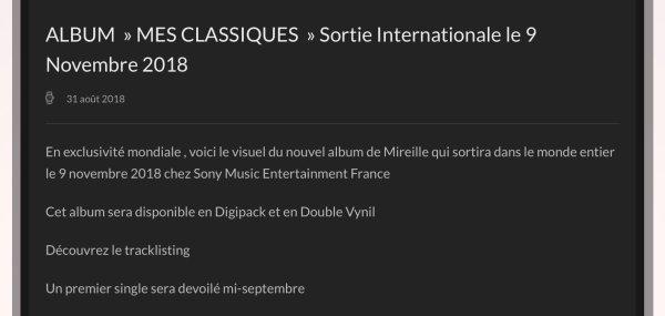 """MM Site Officiel - MM """"Mes classiques"""""""