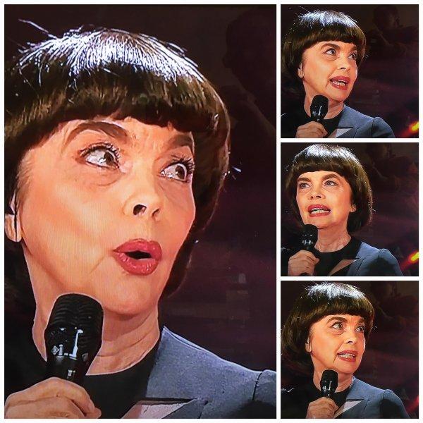 Mireille Mathieu - 1-12-2018 - Das Erste