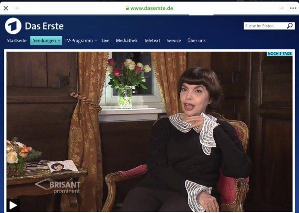 Mireille Mathieu - Brisant