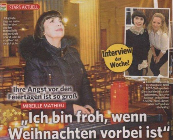 "MM ""Neue Post - Stars Aktuell"