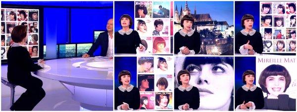 Mireille Mathieu TV5
