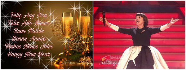 Mireille Mathieu - Bonne année 2019!