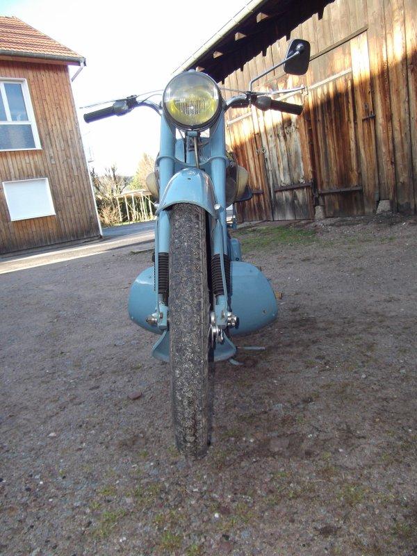 125 peugeot 55tc 1953