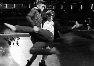 Zayn Malik & Louis Tomlinson ^^'
