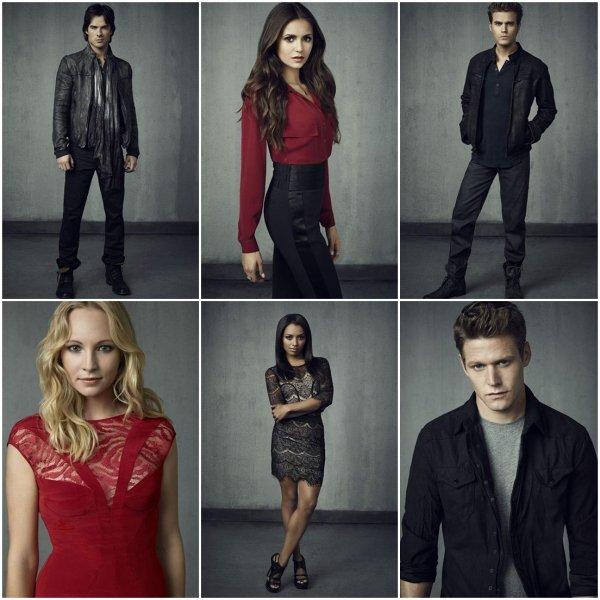 Découvrez les photos promo de la saison 4