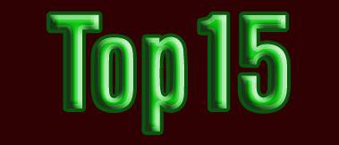 Top 15 VDM.