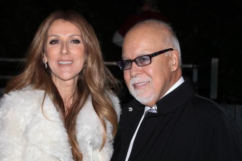 Des nouvelles du mari de Céline Dion