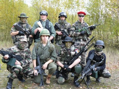 Airsoft lille