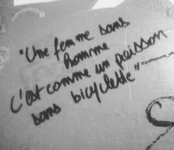 Mieux vaut être seule...