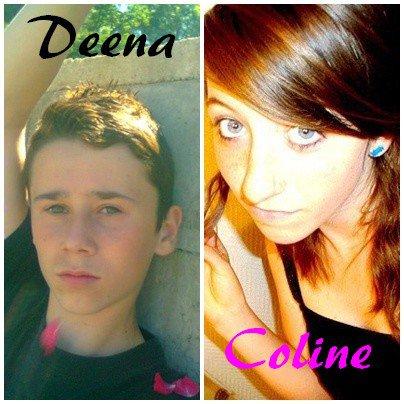 Deena &é Coline, Aamouur de Meilleure Amiie ♥