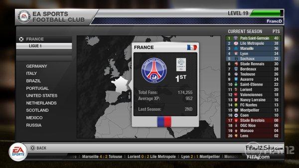 ■ Article_N°4 ■      ●_FIFA 12_:_Des éditions OM,_OL,_PSG_&_Bordeaux_●