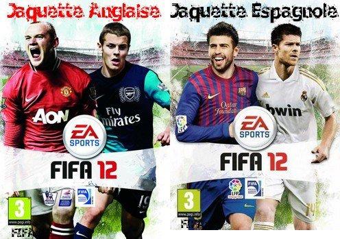 ■ Article_N°3 ■                                                       ●_Les_Jaquettes_Officielles_De_FIFA_12●