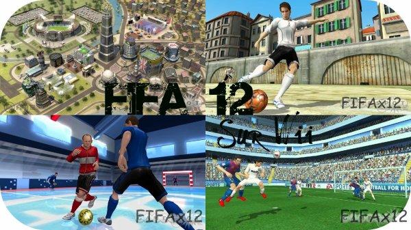 ■ Article_N°2/4 ■                                                               ●_Infos_&_Images_de_FIFA_12_Sur_Wii ●