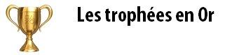 Les Trophées Présents Dans FIFA 12