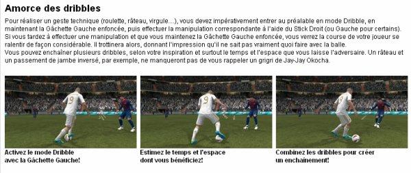 Les Dribbles De Base [ 1/8 Du Guide Officiel ]
