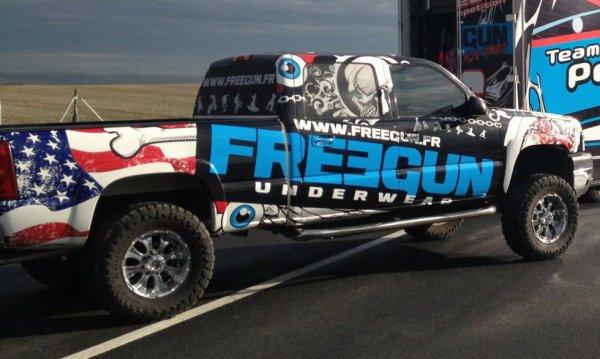 pickup freegun