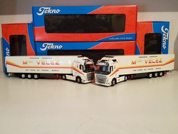 A ma demande......Création TRUCK POLO sur base TEKNO , un pour le transporteur et un pour moi .