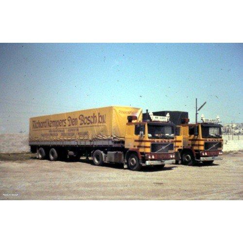 Transport WIM ALBERTS  affrété Richard Kimpers