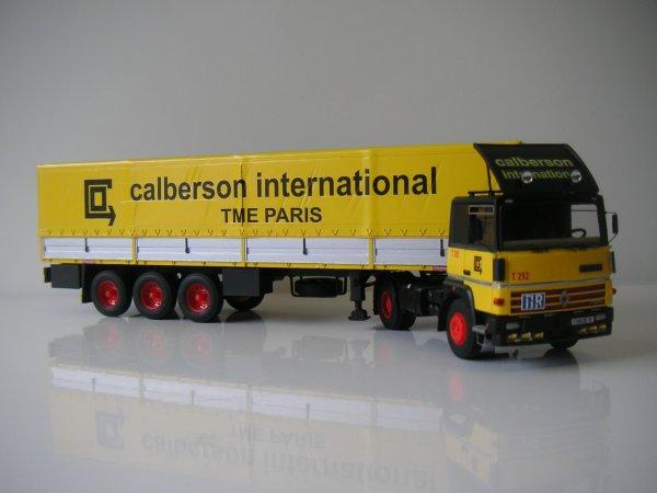 Le nouveau Calberson  produit par TRUCK POLO