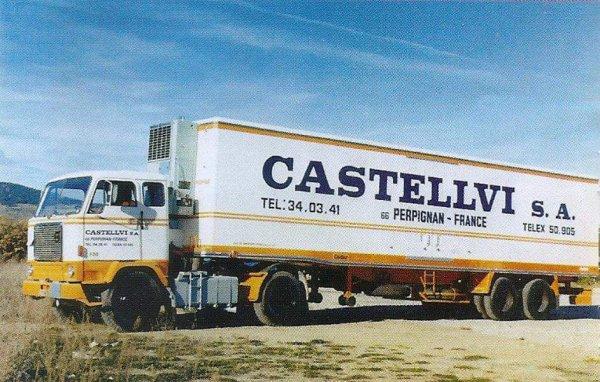 Quelques Catalan sur la route ......................CASTELLVI
