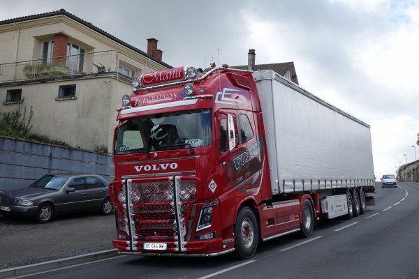 Création ACTP  TRUCK POLO