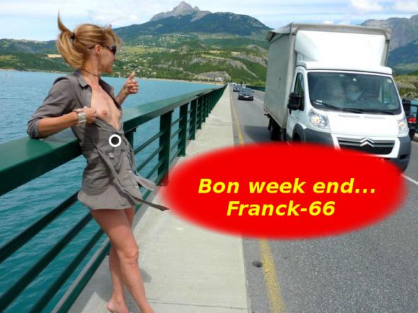 L'autostoppeuse du Vendredi .................................