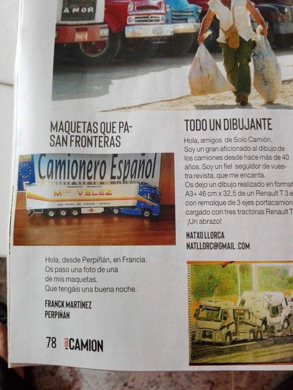 Un article sur Natxo et sur moi sur une revue espagnol....................