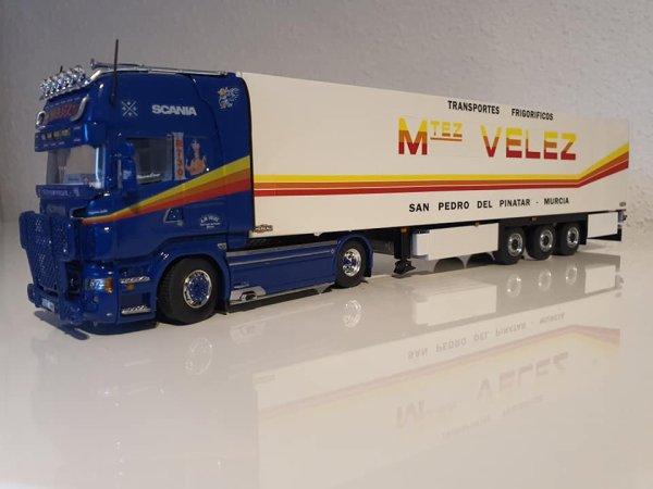 Transportes Martinez / Velez