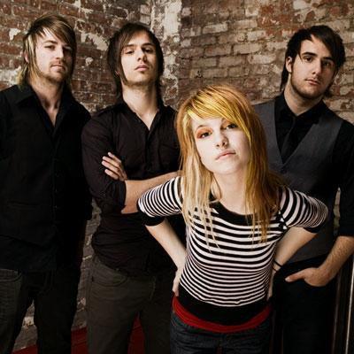 Groupe 6# Paramore