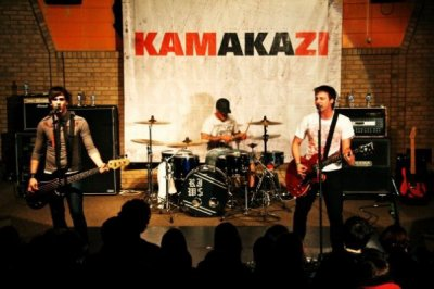 Groupe 15# Kamakazi