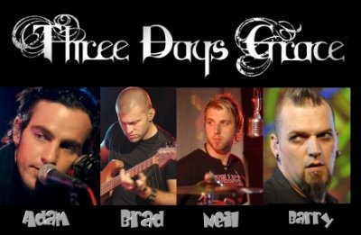 Groupe 28# Three Days Grace