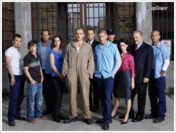 PRISON BREAK CITATIONS SAISON 1