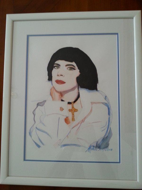 Les aquarelles de Jean-Pierre MATHIEU méritent le détour et vous plongent au coeur du pays provençal,à ne pas manquer.