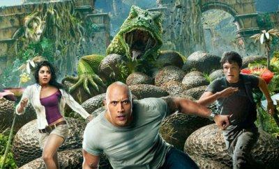 Voyage au centre de la terre 2: The Rock