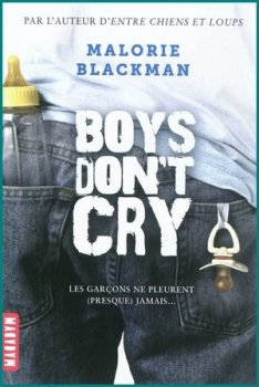 Boys don't cry, de Malorie Blackman