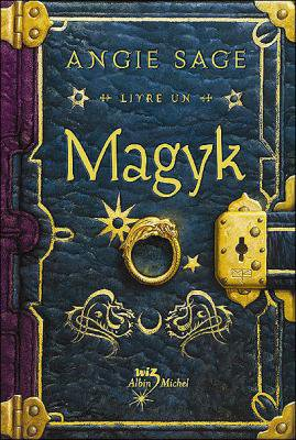 Magyk, tome 1, de Angie Sage