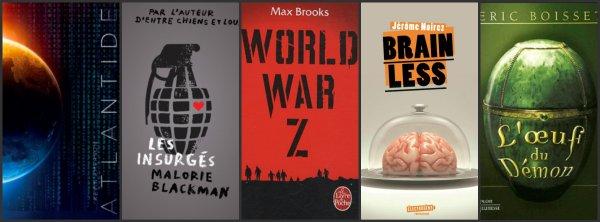 Book Haul [Juillet 2016]