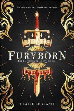 The Empirium Trilogy, book 1, Furyborn, de Claire Legrand (VO)