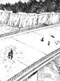 Le Pont Naruto dans le manga Naruto